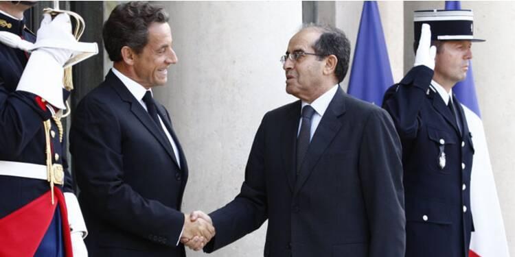 La France aurait négocié d'obtenir une partie du pétrole libyen