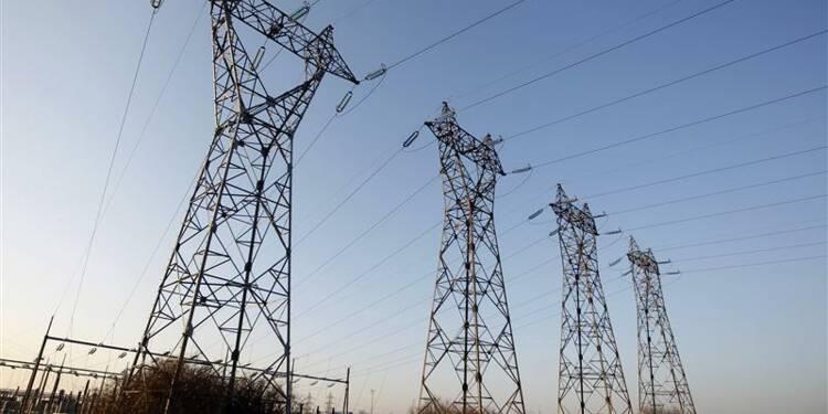Hausse des factures d'électricité de 2,5% le 1er janvier
