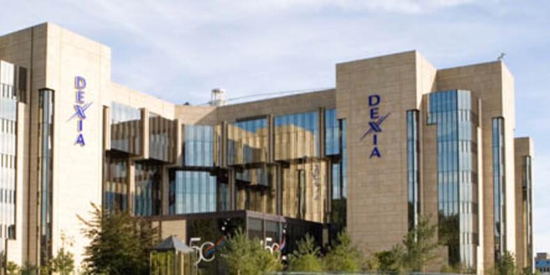 Dexia grimpe en Bourse après le feu vert de Bruxelles à son plan de restructuration