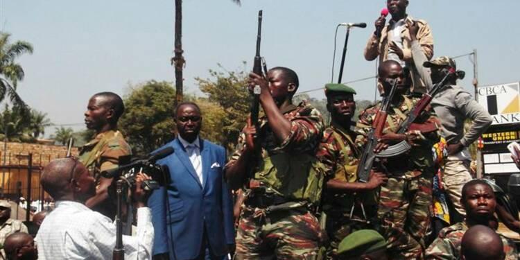 Les voisins de la Centrafrique vont y envoyer des renforts