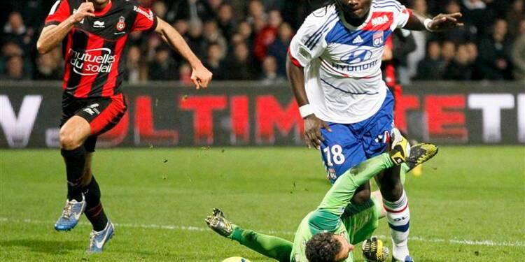 Ligue 1: Lille remporte le duel des champions contre Montpellier