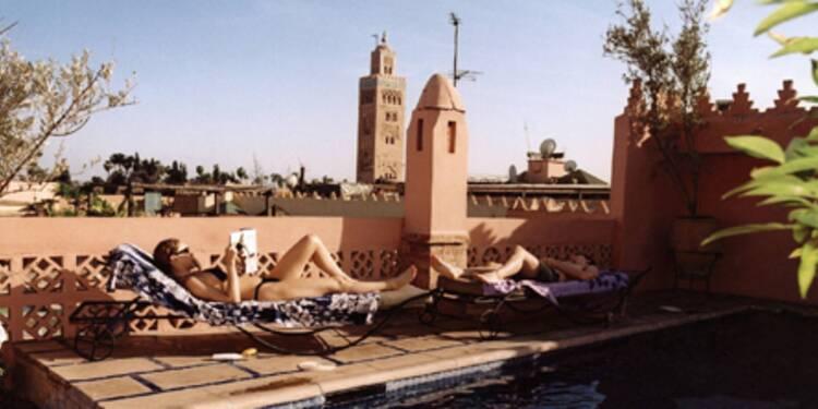Au Maroc, les médinas regorgent de riads déjà rénovés et facilement négociables