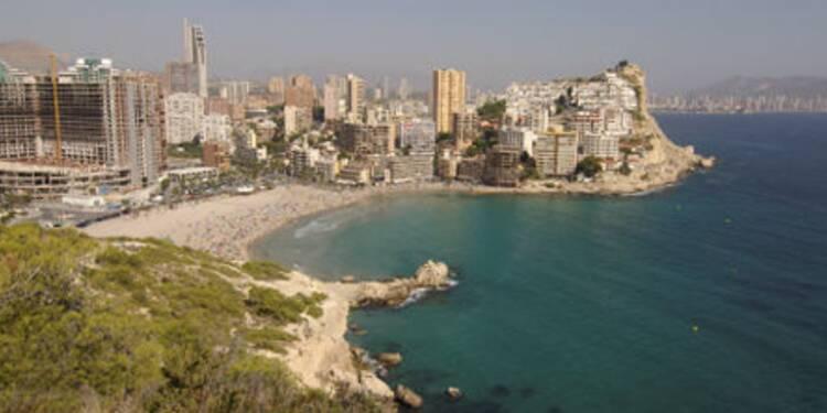En Espagne, la bulle immobilière a éclaté y compris aux adresses les plus prisées