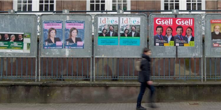 Elections cantonales : les chiffres clés de votre département