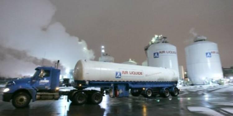 Air Liquide monte en Bourse après des bons résultats