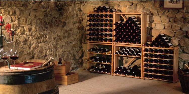La meilleure façon de faire vieillir votre vin