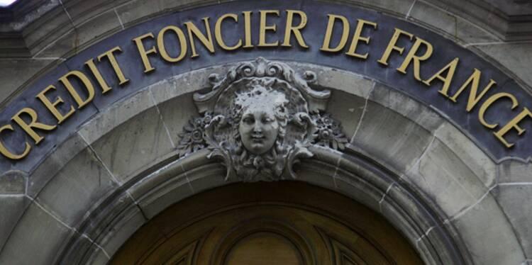 Le Crédit Foncier de France n'est pas très généreux avec les particuliers