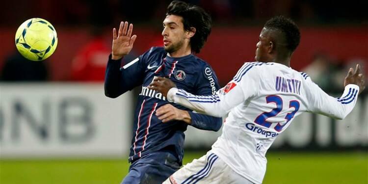 Ligue 1: le PSG, l'OL et l'OM dans un mouchoir de poche