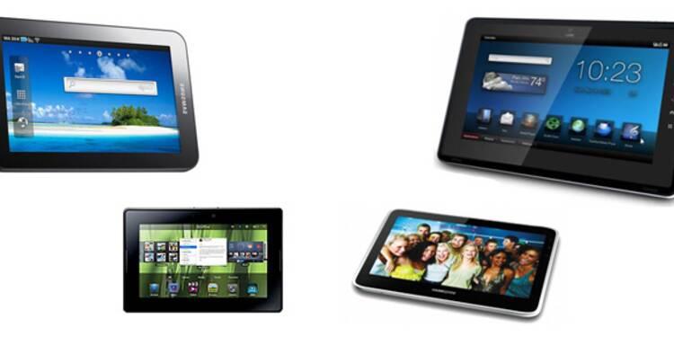 Les rivaux de l'iPad sortent le grand jeu