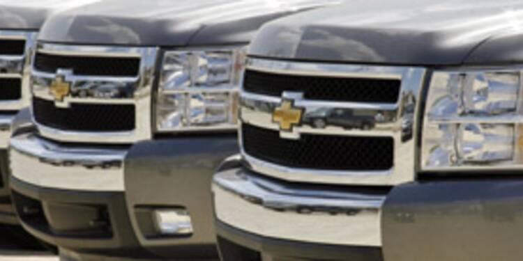 Le sauvetage de GM et Chrysler passerait par un dépôt de bilan