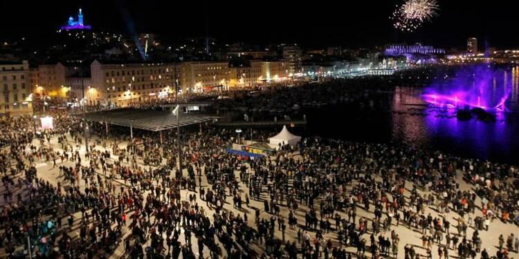 Marseille devient capitale européenne de la culture