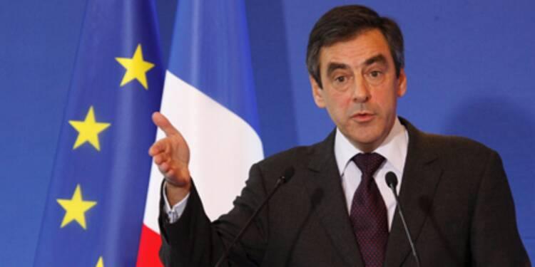Le chômage augmentera jusqu'en 2010 prévient Fillon