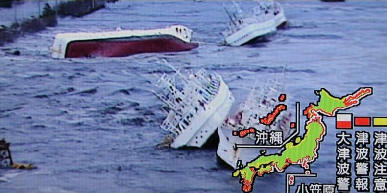 Les valeurs françaises qui chutent par ricochet après le séisme au Japon