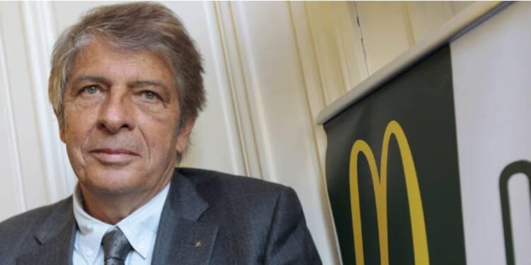 """Jean-Pierre Petit, Président de McDonald's France : """"Les Français ont une vision très particulière de la restauration rapide"""""""