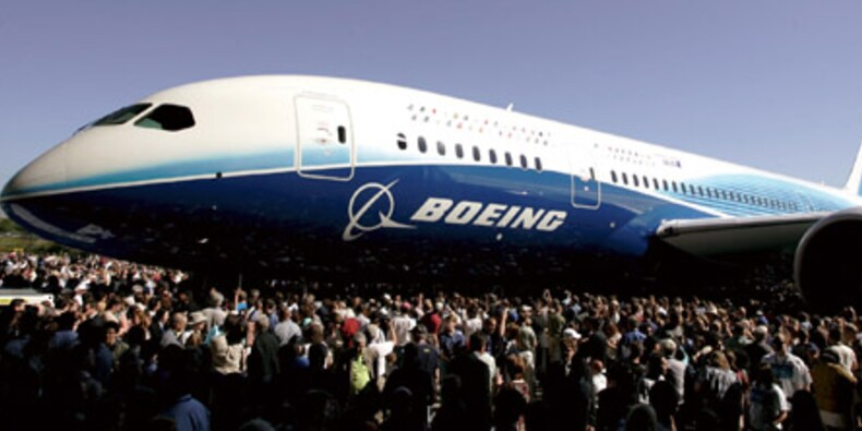 Innovation : Boeing reprend une longueur d'avance