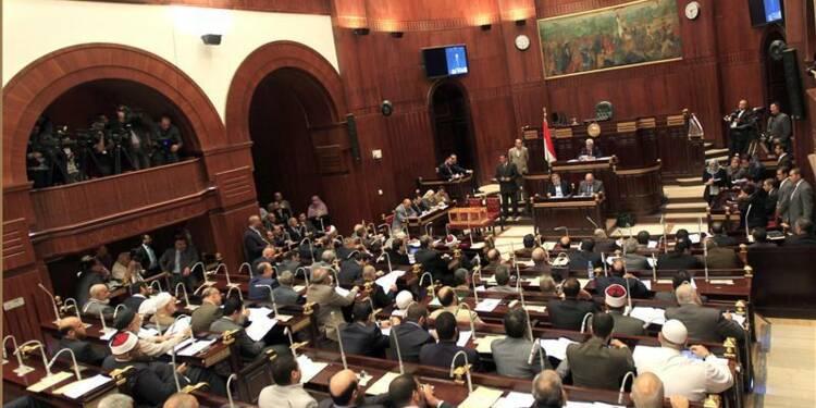 Le projet de nouvelle constitution égyptienne adopté