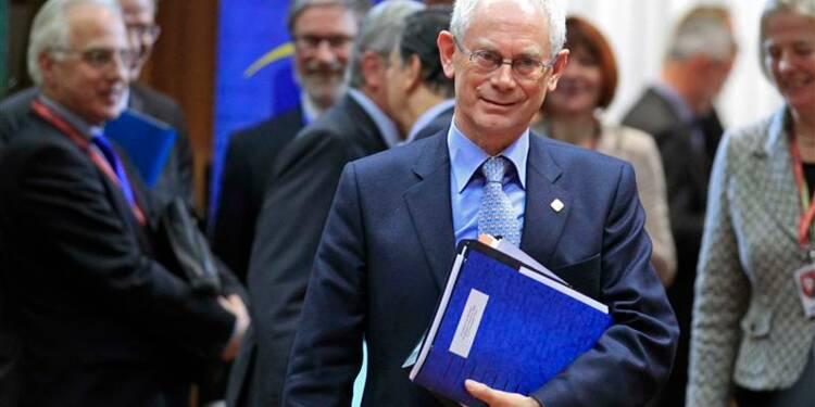 Une réduction des coupes sur la PAC proposée par Rompuy