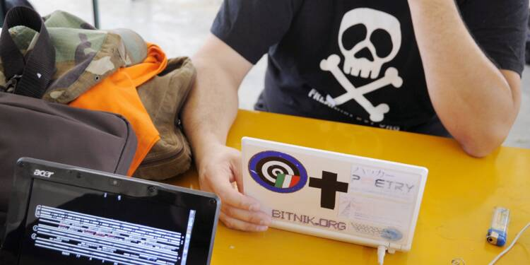 40% des logiciels installés en France seraient piratés