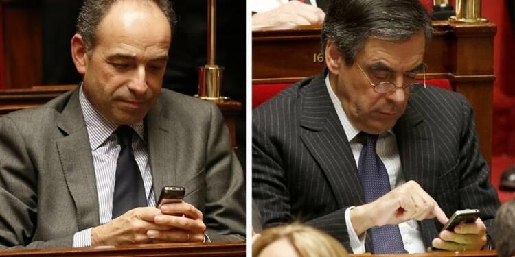 Copé et Fillon reportent un tête-à-tête à jeudi