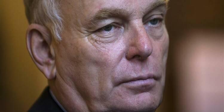 """Matignon veut une loi sur des contreparties à la """"compétitivité"""""""