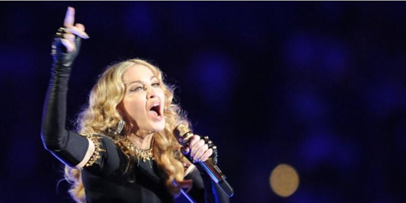 Le dernier album de Madonna réalise un départ canon aux Etats-Unis