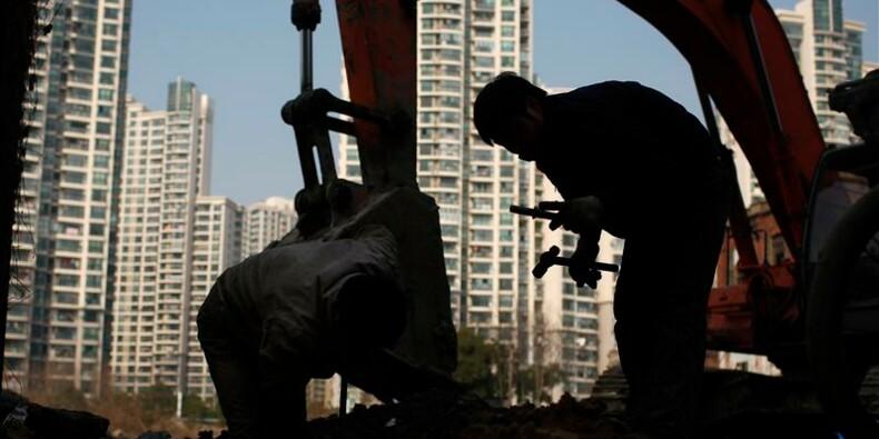 La croissance en Chine en 2012 a été la plus faible depuis 1999