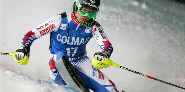 Ski: Alexis Pinturault triomphe à Val d'Isère