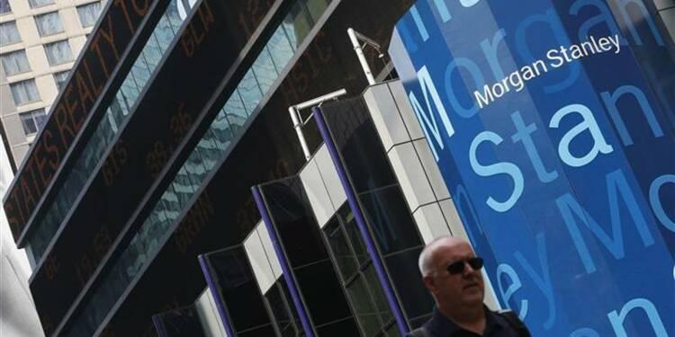 Morgan Stanley compterait supprimer 1.600 postes