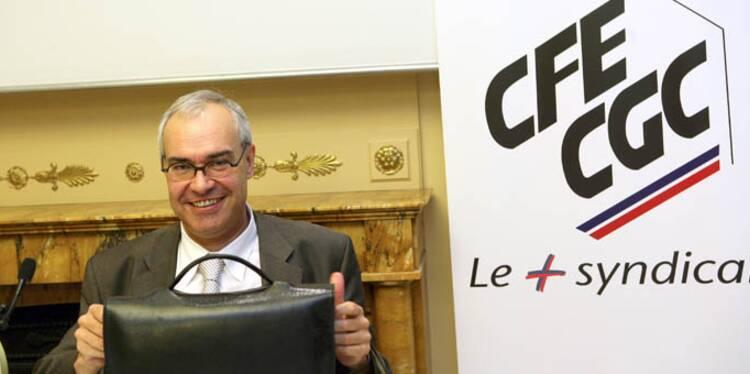 Scandale financier à la CGC, le syndicat des cadres
