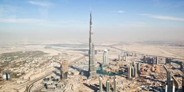 Dubaï inaugure le plus haut gratte-ciel du monde