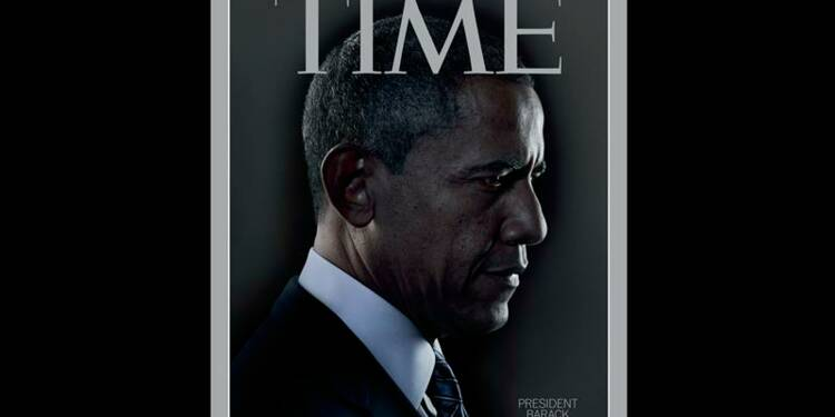 Barack Obama nommé personnalité de l'année 2012 par Time