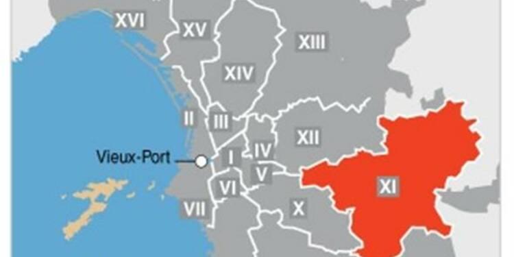 Découverte d'un important arsenal à Marseille