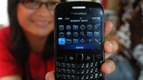 Le fabricant du BlackBerry toujours à la dérive