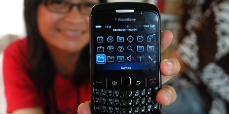 Le fabricant du BlackBerry pourrait intéresser Samsung et Microsoft