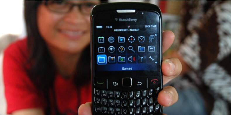 Marketing : BlackBerry a mis le paquet pour séduire les ados