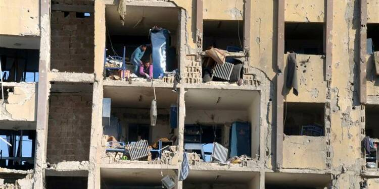 52 morts dans les explosions à l'université d'Alep, selon l'OSDH