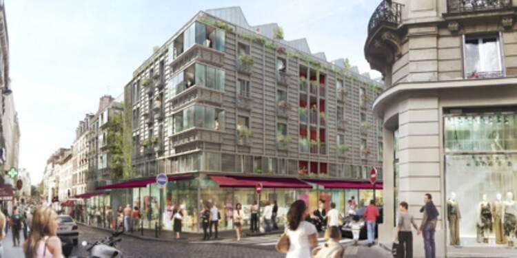 HLM, résidences universitaires, logements privés… les nouvelles habitations parisiennes
