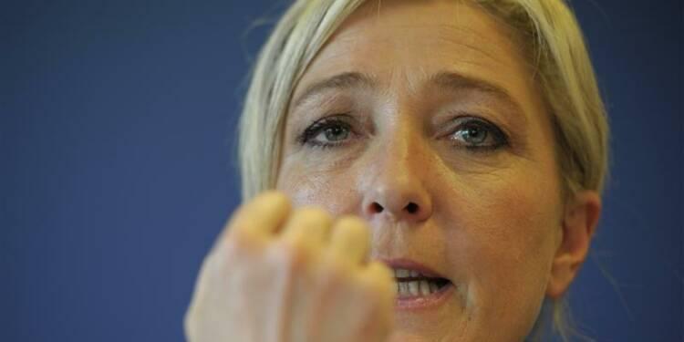"""Le FN veut consolider """"l'espoir"""" de 2012"""