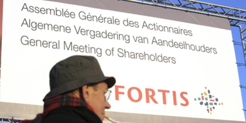 Les minoritaires de Fortis ont dit non à BNP Paribas