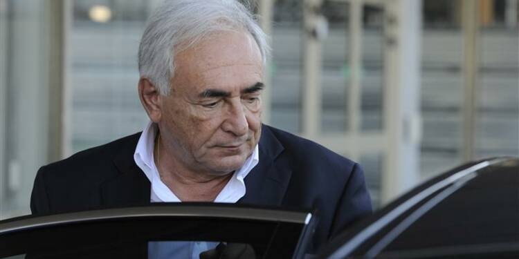 Les juges soupçonnent DSK d'être l'instigateur du réseau du Carlton