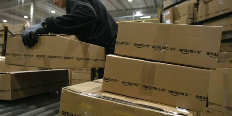 Amazon ouvre un 4e centre de distribution dans le Nord