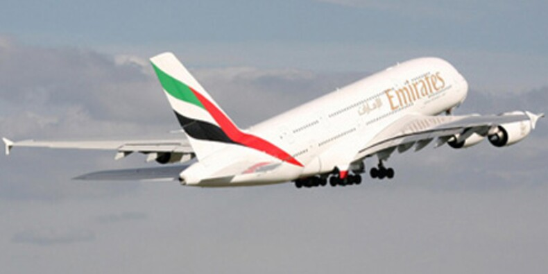 Emirates annonce une commande record de 32 A380