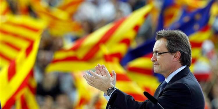 La crise alimente le sentiment indépendantiste en Catalogne