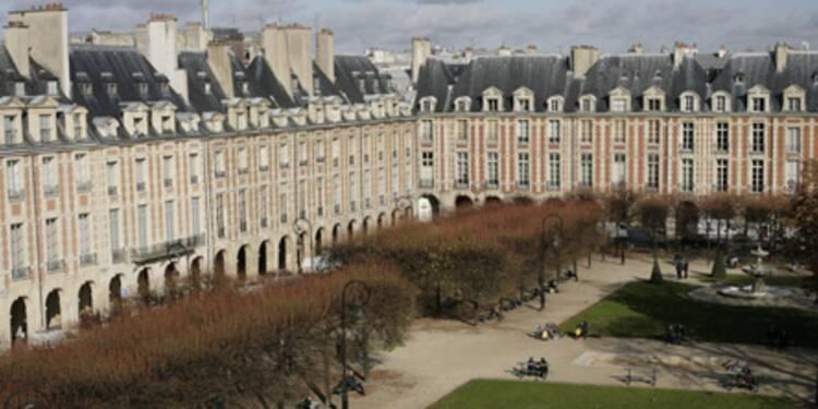 Logements vacants : l'association Jeudi Noir reste Place des Vosges