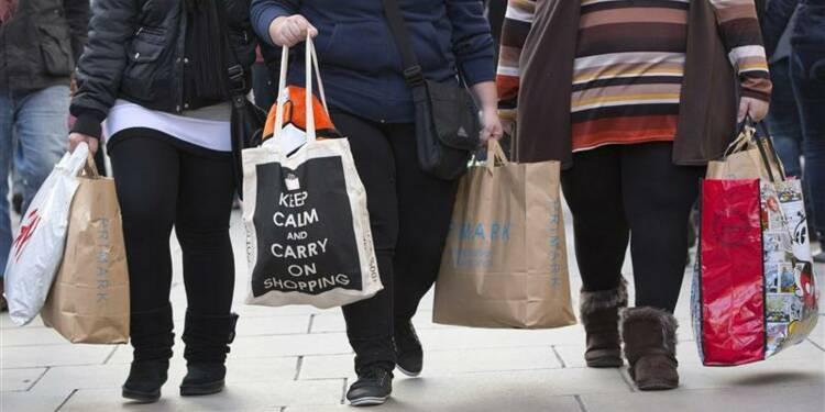 Baisse inattendue des ventes au détail en Grande-Bretagne