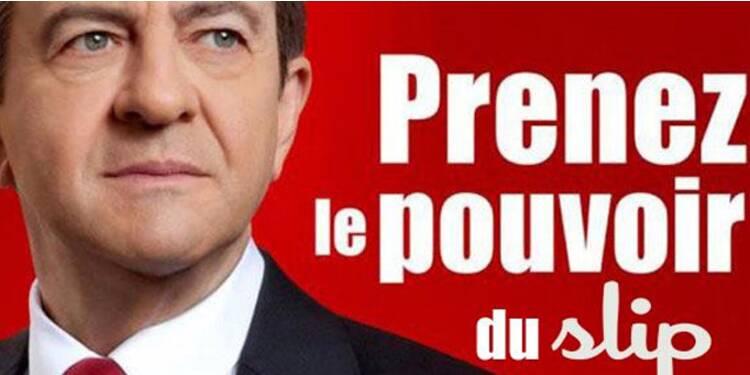 Le slip made in France surfe sur la présidentielle