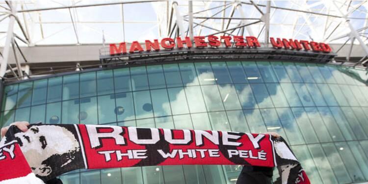 L'entrée en Bourse de Manchester United va rapporter gros aux propriétaires du club