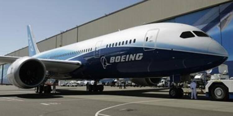 Le Dreamliner de Boeing décolle enfin
