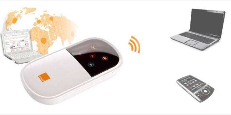 J'ai testé... la borne Wi-Fi 3G d'Orange