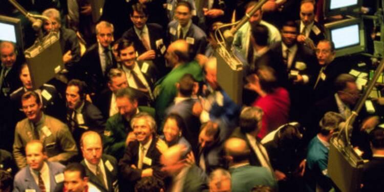 Les gains du CAC 40 ont été amputés par Wall Street